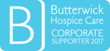 butterwick hospice care logo